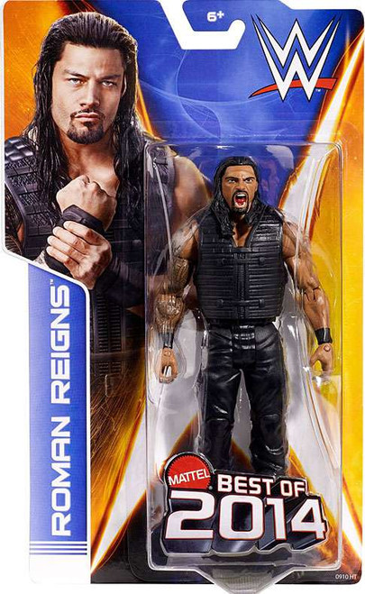 WWE Wrestling Best of 2014 Roman Reigns Action Figure