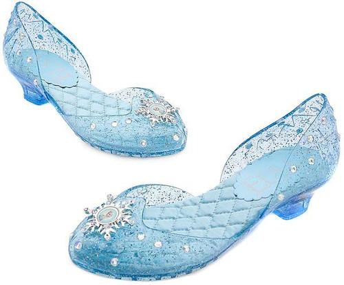 Disney Frozen Elsa's Light-Up Shoes Exclusive [Size 13/1]