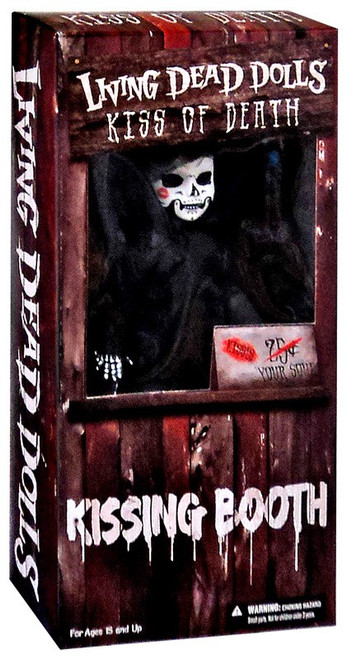 Living Dead Dolls Kiss of Death The Grim Reaper Doll