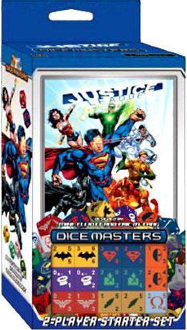 DC Dice Masters Justice League Starter Set