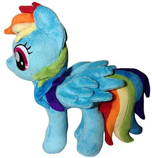My Little Pony Friendship is Magic Rainbow Dash 11-Inch Plush