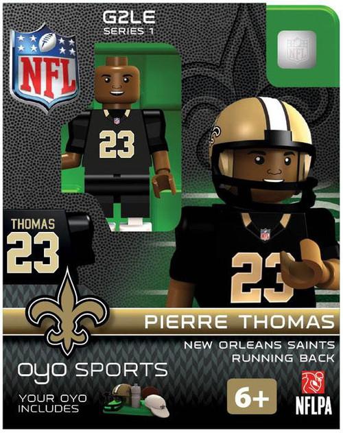 New Orleans Saints NFL Generation 2 Series 1 Pierre Thomas Minifigure