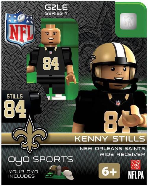 New Orleans Saints NFL Generation 2 Series 1 Kenny Stills Minifigure