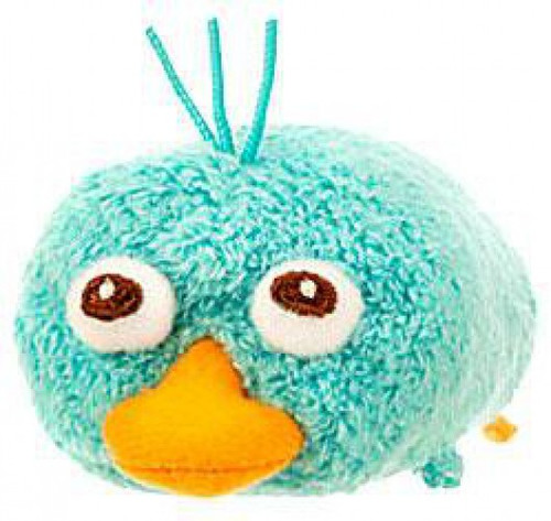 Disney Tsum Tsum Phineas and Ferb Perry Exclusive 3.5-Inch Mini Plush