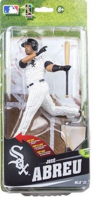 McFarlane Toys MLB Chicago White Sox Sports Picks Series 33 Jose Abreu Action Figure
