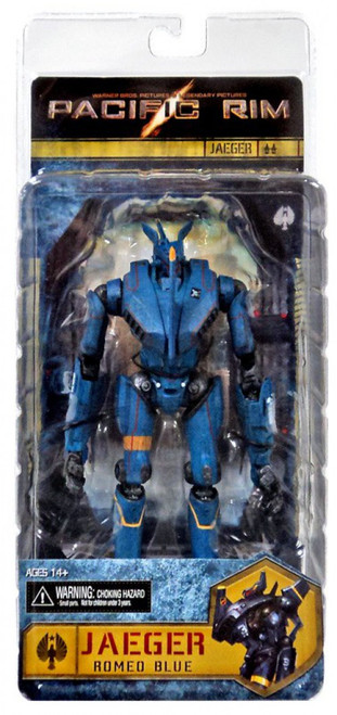 NECA Pacific Rim Series 5 Romeo Blue Action Figure