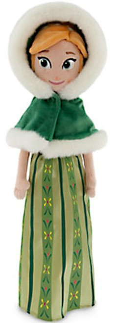 Disney Frozen Holiday Anna 21-Inch Plush [Hooded Cape]