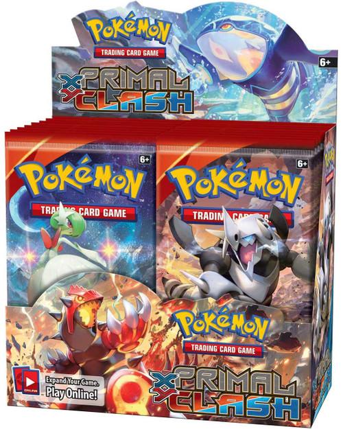 Pokemon Trading Card Game XY Primal Clash Booster Box [36 Packs]