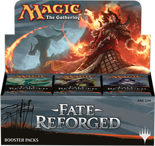 MtG Trading Card Game Fate Reforged Booster Box [36 Packs]