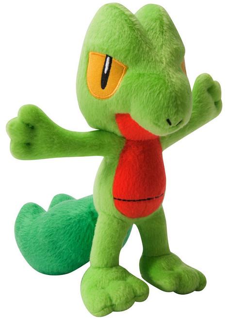 Pokemon TOMY Treecko 8-Inch Trainer's Choice Plush