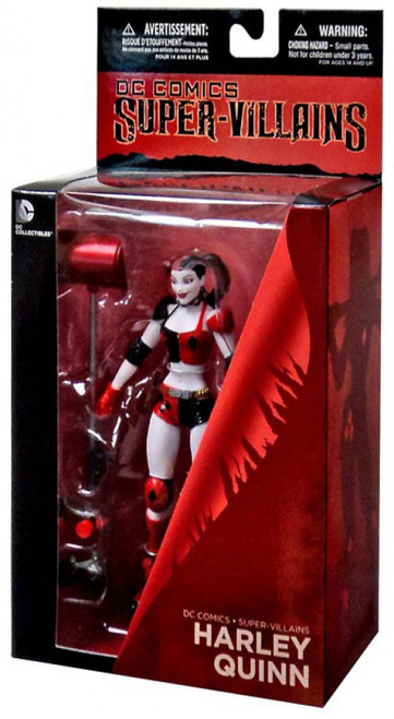 DC The New 52 Harley Quinn Action Figure [Roller Derby]