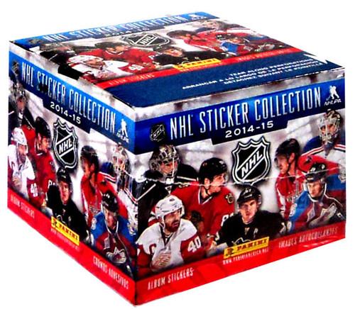 NHL Panini 2014-15 Hockey Sticker Collection Box [50 Packs]