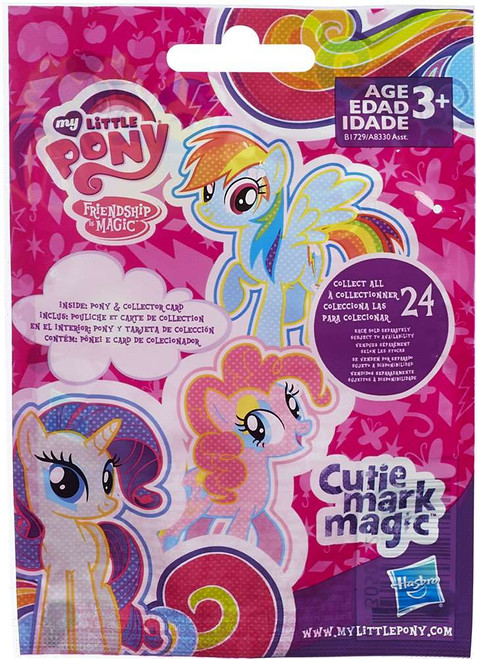 My Little Pony PVC Series 11 Mystery Pack