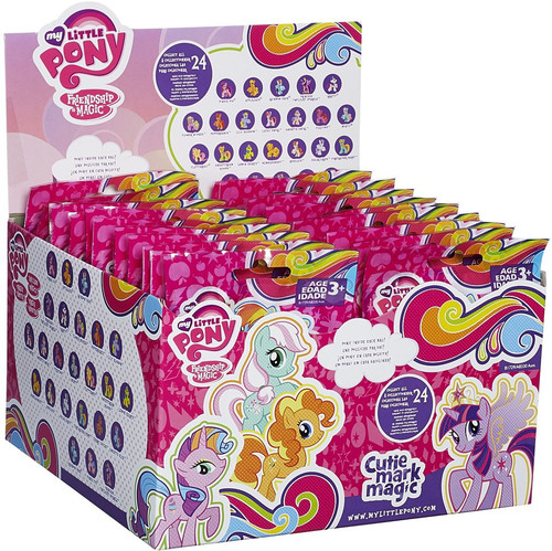 My Little Pony PVC Series 11 Mystery Box [24 Packs]