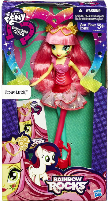 My Little Pony Equestria Girls Rainbow Rocks Roseluck 9-Inch Doll
