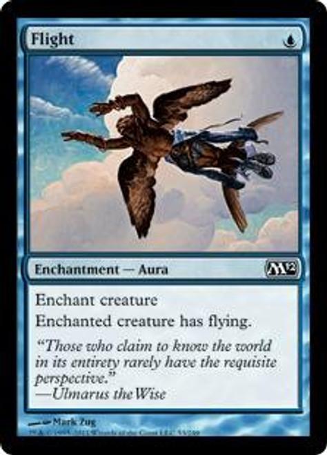 MtG 2012 Core Set Common Foil Flight #53