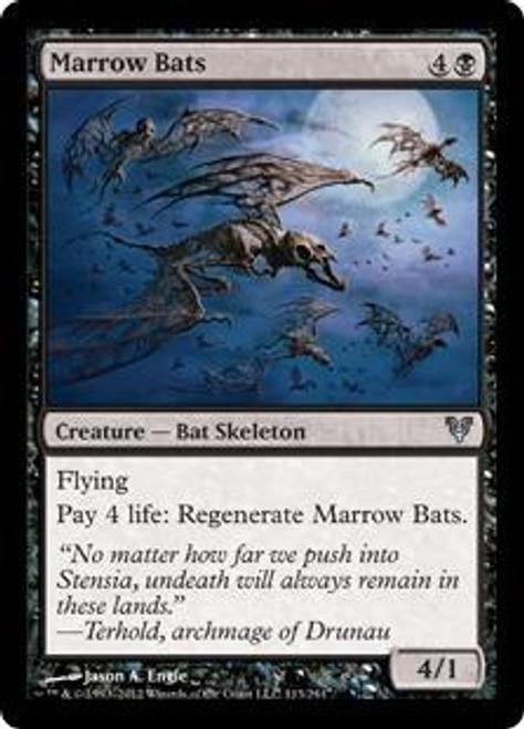 MtG Avacyn Restored Uncommon Foil Marrow Bats #113