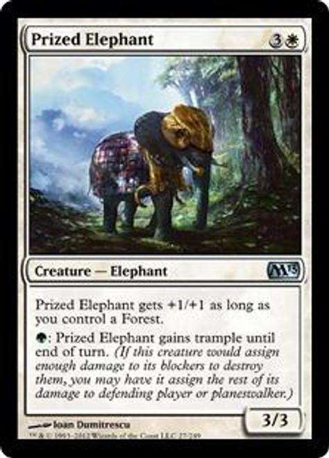 MtG 2013 Core Set Uncommon Foil Prized Elephant #27