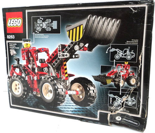 LEGO Technic Telehandler Set #8283 [Damaged Package]