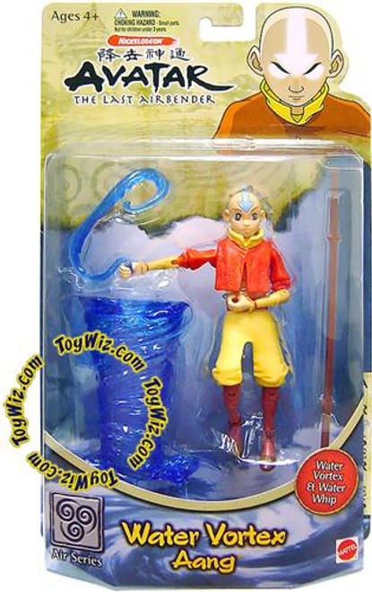 Avatar the Last Airbender Aang Action Figure 2-Pack [Damaged Package]