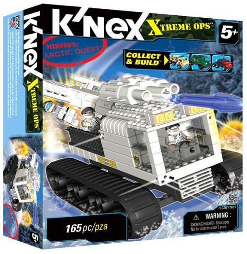 K'Nex Xtreme Ops Mission: Arctic Quest Set #11236 [Damaged Package]
