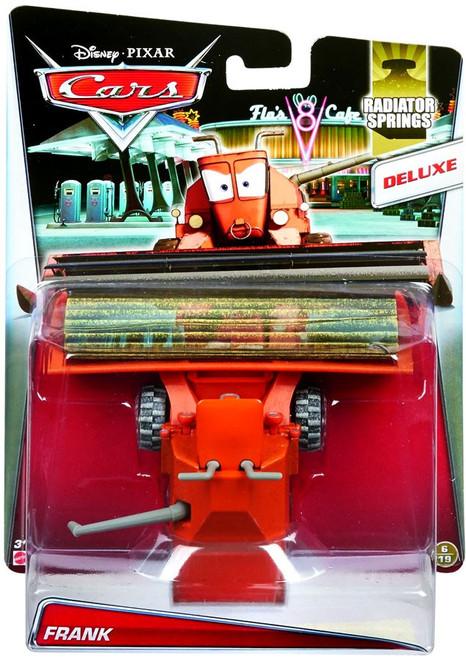 Disney / Pixar Cars Cars Deluxe Oversized Frank Diecast Car #6/19 [Radiator Springs]