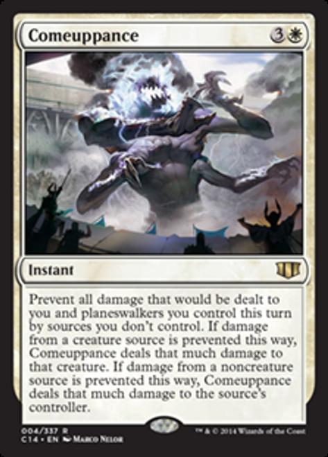 MtG 2014 Commander Rare Comeuppance #4