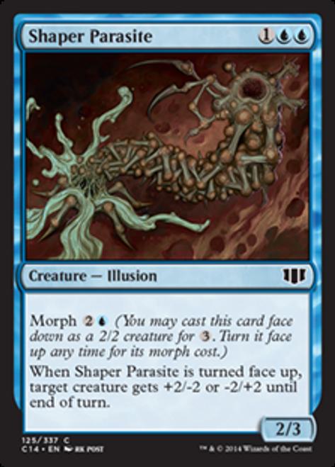 MtG 2014 Commander Common Shaper Parasite #125