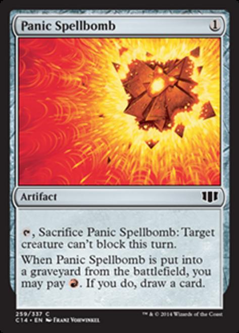 MtG 2014 Commander Common Panic Spellbomb #259