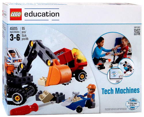 LEGO Education Tech Machines Set #45015