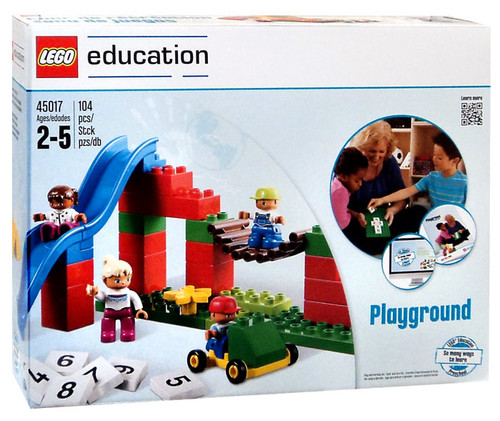 LEGO Education Playground Set #45017