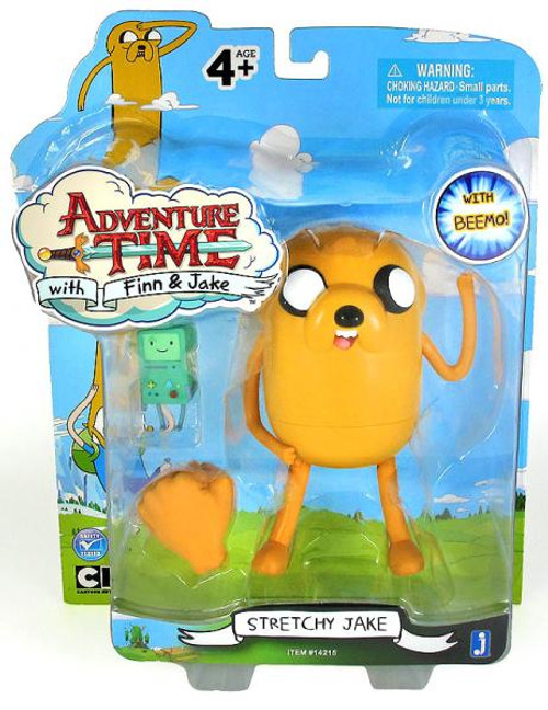 Adventure Time Jake Action Figure [Stretchy, Loose]