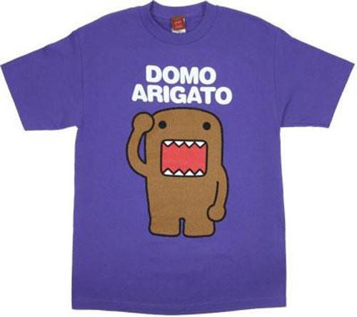 Domo Arigato T-Shirt [Adult XXL]
