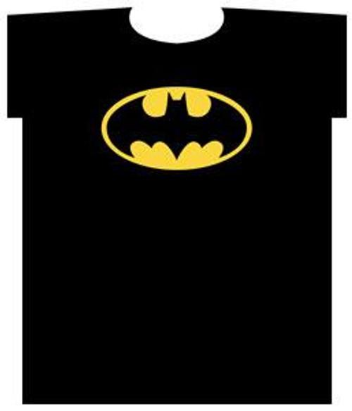 Batman Logo T-Shirt [Youth XL]