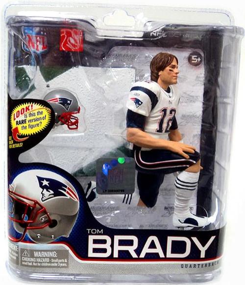 McFarlane Toys NFL New England Patriots Sports Picks Series 27 Tom Brady Action Figure [Damaged Package]