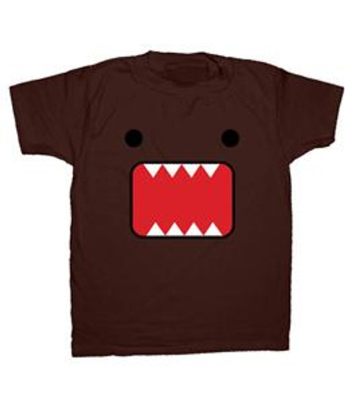 Domo Face T-Shirt [Adult XL]