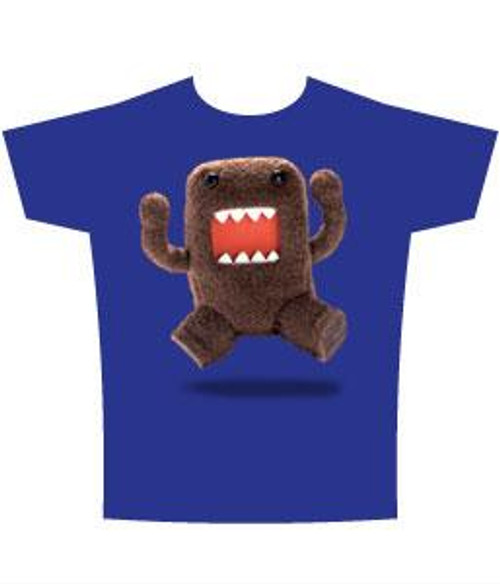 Domo Jumpin' T-Shirt [Adult Large]