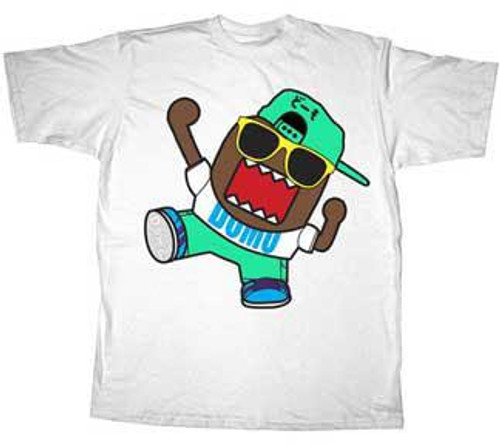 Domo Can Dance T-Shirt [Adult XXL]