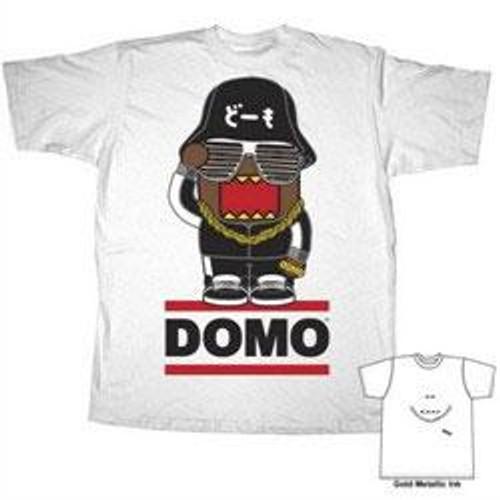 Hip Hop Domo T-Shirt [Adult XL]