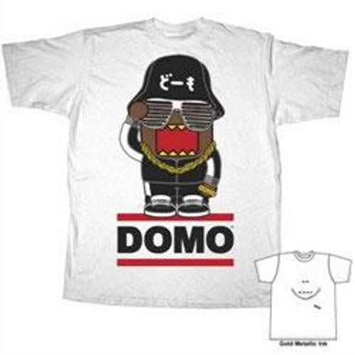 Hip Hop Domo T-Shirt [Adult XXL]