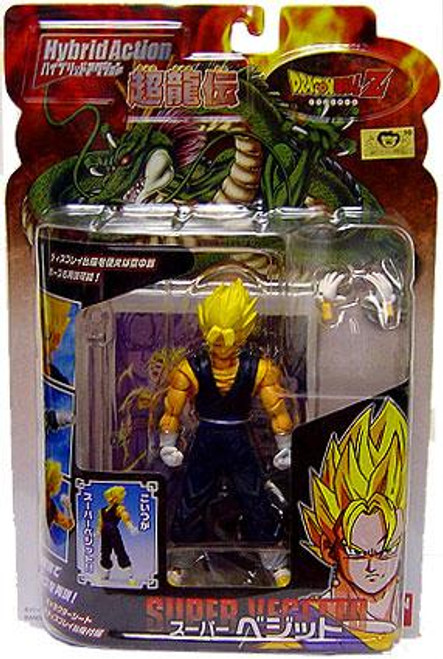 Dragon Ball Z Hybrid Super Saiyan Vegito Action Figure [Damaged Package]