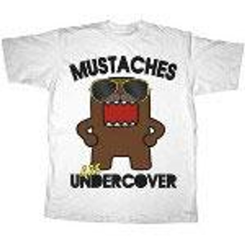 Domo Undercover T-Shirt [Adult XXL]
