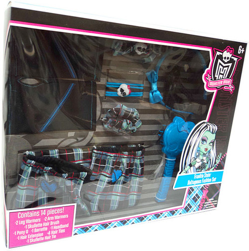 Monster High Voltageous Fashion Set 10.5-Inch [Damaged Package]