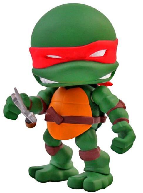Teenage Mutant Ninja Turtles Wave 1 Raphael 3-Inch Vinyl Mini Figure [Loose]