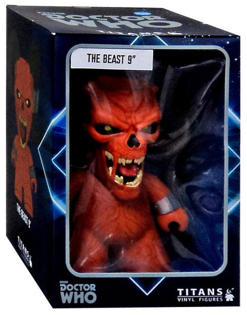 Doctor Who The Beast Exclusive 9-Inch Vinyl Figure
