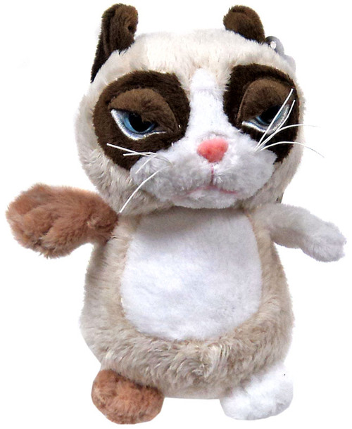 Grumpy Cat 5.5-Inch Plush [Standing]