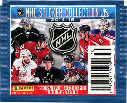 NHL Panini 2014-15 Hockey Sticker Collection Pack [7 Stickers!]