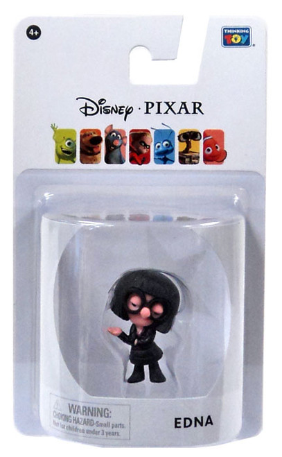 Disney / Pixar Incredibles Edna Exclusive 2-Inch Mini Figure