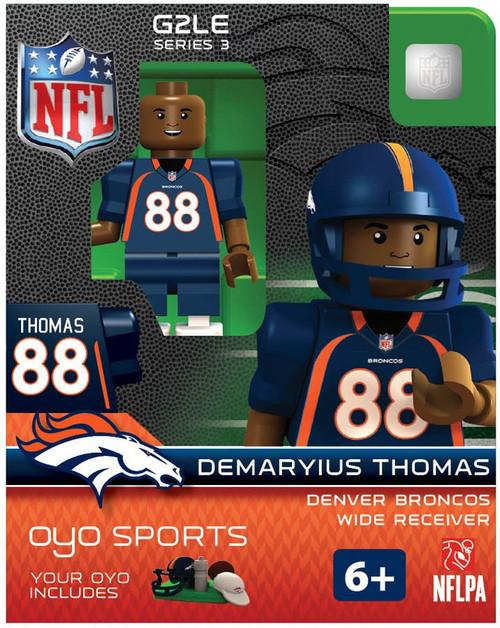 Denver Broncos NFL Generation 2 Series 3 Demaryius Thomas Minifigure