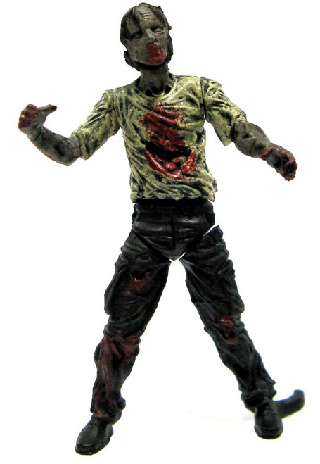 McFarlane Toys The Walking Dead Building Sets Series 1 Herd Walker 2-Inch Mini Figure [Male Loose]